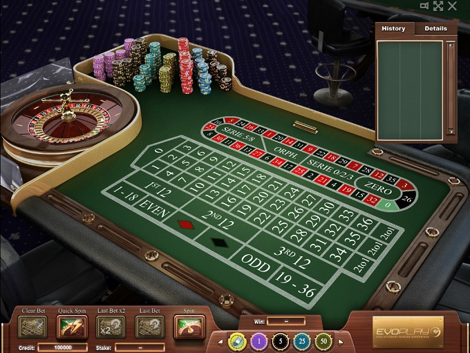 Go to online casino video games