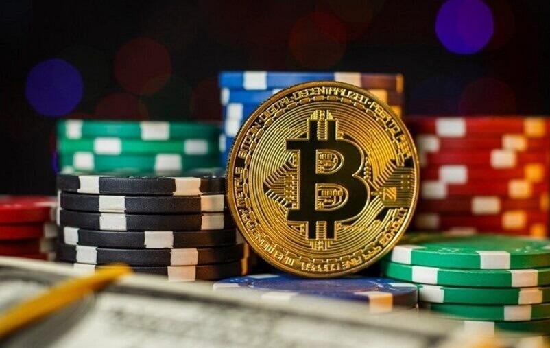 Bitcoin casino live dealer