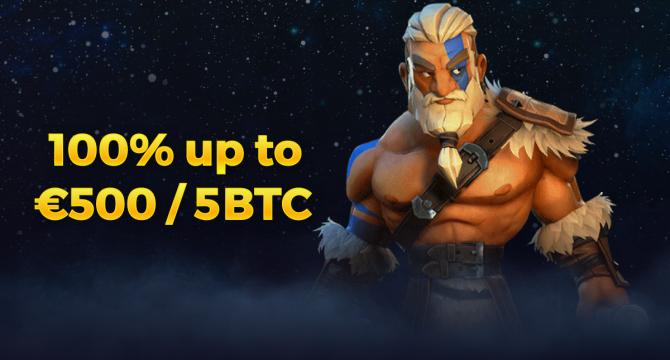 Bitcoin casino free bonus tanpa deposit