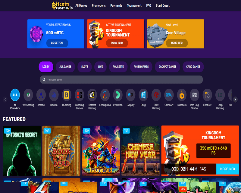 Max casino bonus codes